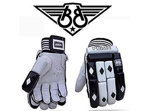 BOOM Prime Erwachsene professionell Kricket Schlag Handschuhe für Rechtshänder Schlagmann