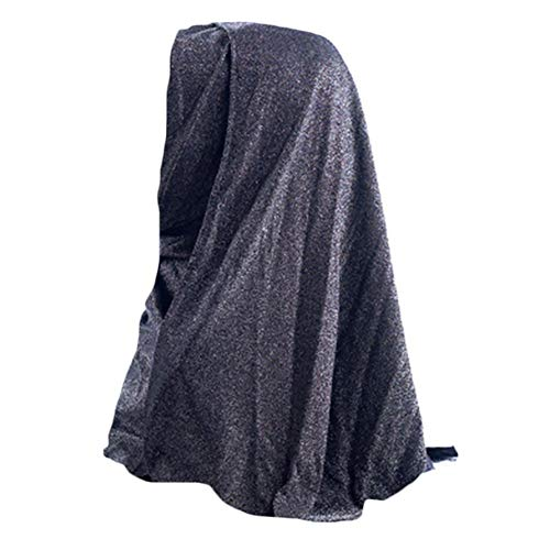 Baihua Muslim Hijab - Pañuelo elástico para la cabeza, absorbe el sudor, de algodón, style3
