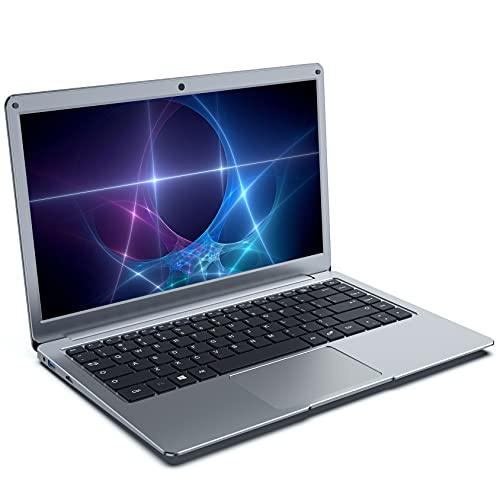 Jumper Notebook 4 GB + 64 GB PC Portatile Windows 10 Microsoft Office One year 13.3 Pollice Laptop Espandibile fino a 1 TB SSD 256GB TF Bluetooth 4.2 USB3.0