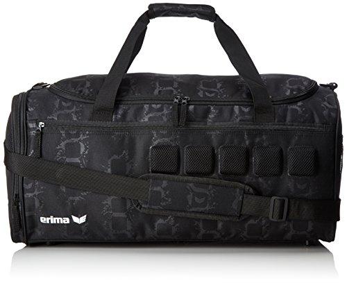 erima Sport - Bolsa para Material de Ping Pong, Color Negro, Talla 61 x 29 x 28 cm, 61 Litro
