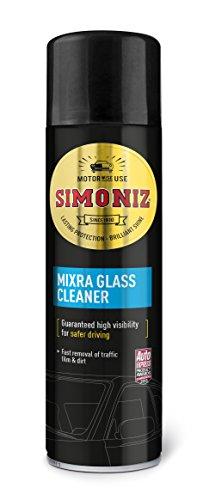 Simoniz SAPP0102A Glass & Headlight Cleaner-500ml