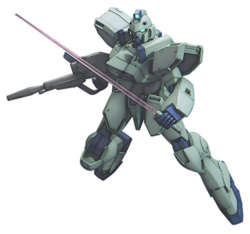 BANDAI Hobby Victory Gundam Gun-EZ RE/100 MG 1/100 Model Kit