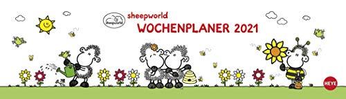 sheepworld Wochenquerplaner Kalender 2021