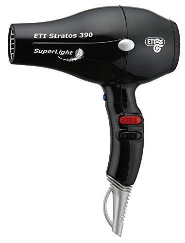 ETI - Stratos 390 SuperLight Secador de pelo, 2200W