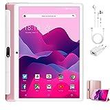 Tablet 10 Pulgadas 4 GB RAM 64GB ROM/128GB Expandido Android 10.0 Ultrar-Rápido Tablets 4G Dual SIM...