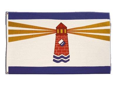 Flagge Deutschland Stadt Westerland Sylt - 90 x 150 cm