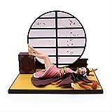 Huhu Figuras de acción Demon Slayer Kamado Nezuko 16 Cm Kamado Nezuko Juguetes reclinables Modelo Co...