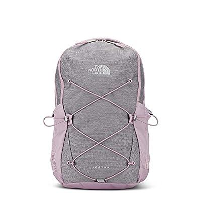 The North Face Women's Jester Backpack, Ashen Purple Metallic Melange, One Size