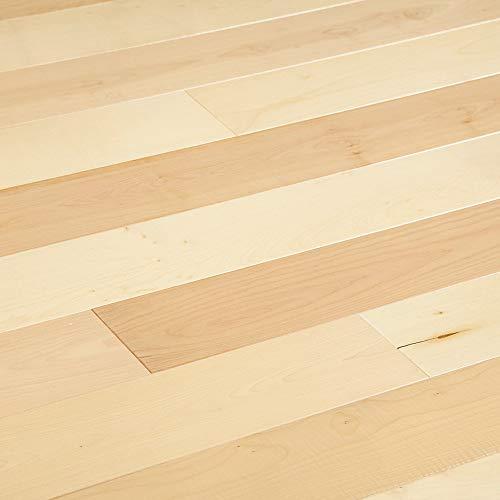 Jasper Natural Maple Hardwood Floor | Amazon