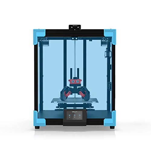 ASPZQ CREALITY Ender-6 3D Printer Core-xy Mechanical Structure Support Fully Enclosed With Silent Mainboard 350W Power