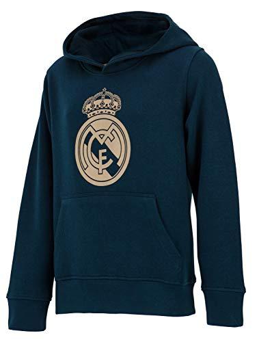 Real Madrid Sudadera Colección Oficial - Niño - Talla 10 años