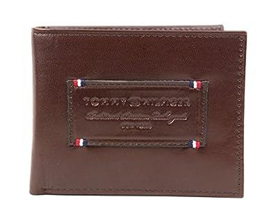 Tommy Hilfiger Men's Passcase & Valet w/Removable Card Holder Wallet-Brown