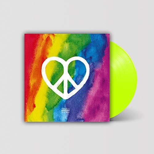 Peace & Love [Vinile 45 giri color Lime, Autografato e Numerato] (Esclusiva Amazon.it)