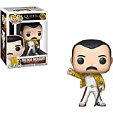 Funko Pop Rocks : Queen - Freddy Mercury 3.75inch Vinyl Gift for Band Fans SuperCollection