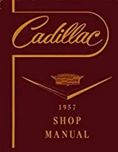 COMPLETE 1957 1958 CADILLAC FACTORY REPAIR SHOP & SERVICE MANUAL INCLUDES the Sedan, Coupe, Convertible, Eldorado De Ville, Coupe De Ville, Sedan De Ville, Brougham