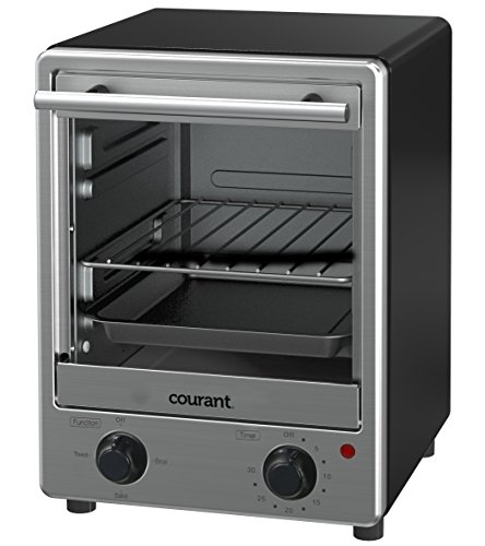 Courant TO-1235 Toastower Toaster Oven review