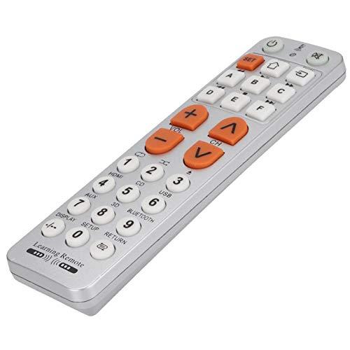 Controlador de TV, Controlador de bajo Consumo de energía, Botones Grandes de Apariencia Hermosa para PANASONIC