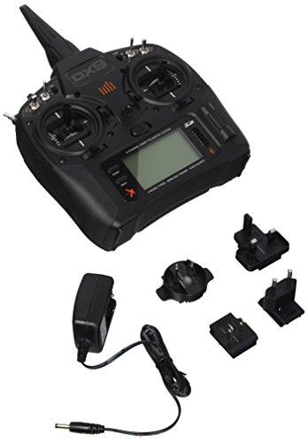 Spektrum DX9 Black 9-Channel DSMX Transmitter Only, Mode 2 (SPMR9910)