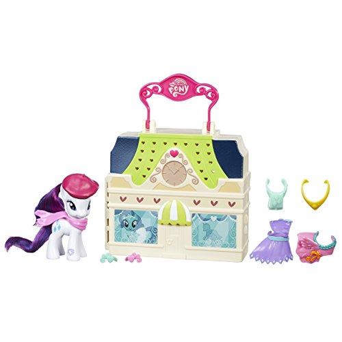 Mon Petit Poney C1914es00 L'amitié est Magic Fluttershy Cottage Playset