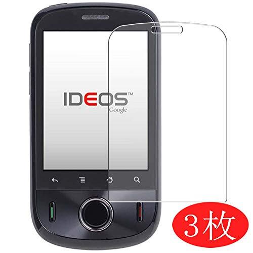 Vaxson 3 Stück Schutzfolie kompatibel mit Huawei IDEOS BM-SWU300, Displayschutzfolie Bildschirmschutz Blasenfreies TPU Folie [Nicht Panzerglas]
