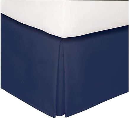Threshold Navy Bedskirt (Full)