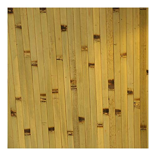 Home Equipment Bamboo Fencing Privacy Wind Screen Garden And Balcony UV Protection Decorations Panel For Porch Verandah Deck Terrace Backyard 21 Sizes (Color : A Size : 1.2X5M)