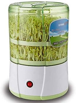 LLDKA La Machine de Cheveux Accueil Une variété de germes et Les germes de Haricots Verts Germination des graines d'arachide