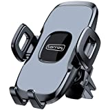 TORRAS Air Vent Cell Phone Holder for Car [Military Strong Clip], Car Phone Holder Mount Vent Clip Compatible with iPhone 12 11 Pro Max X XR 8 SE, Samsung Galaxy S20+Ultra S10 S9/Note 20 10 Plus