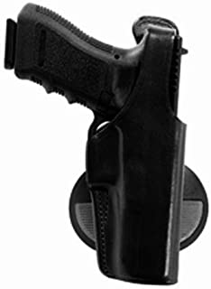 Bianchi 59 Special Agent Hip Holster - Colt Officers - Black