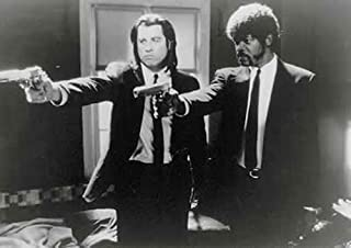 Pulp Fiction - Movie Poster (Size: 40'' x 27'') (Poster & Poster Strip Set)