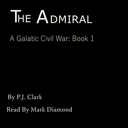 The Admiral audiobook cover art