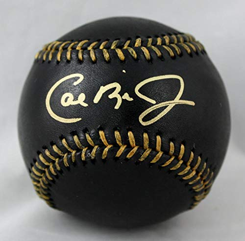 Cal Ripken Jr Baltimore Orioles Signed Autograph BLACK Official MLB...