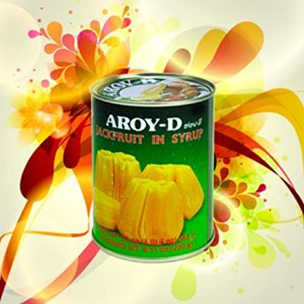 ジャックフルーツ 缶詰 565gX3缶セット (業務用 AROY-D タイ 果物 パラミツ)