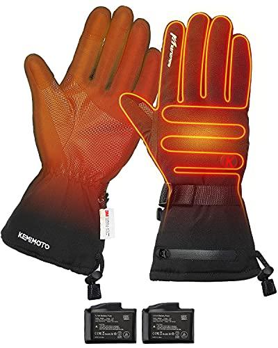 beheizbare Handschuhe, beheizte Handschuhe. akku beheizbare Handschuhe, heizbare Handschuhe (XL)