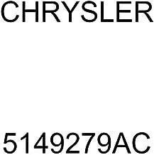 Genuine Chrysler 5149279AC Air Charge Temperature Sensor