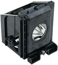 Alda PQ Profesional, Lámpara TV de proyector para Samsung HLP4663WX/XAA TV Proyectores, lámpara de Marca con PRO-G6s viviendas