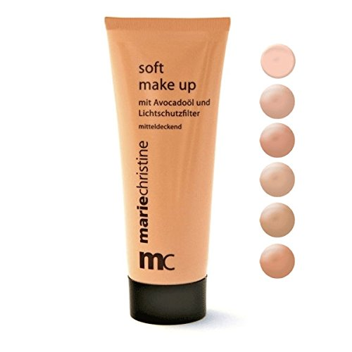 mc mariechristine Soft Make Up Farbe 06 bronze 30 ml