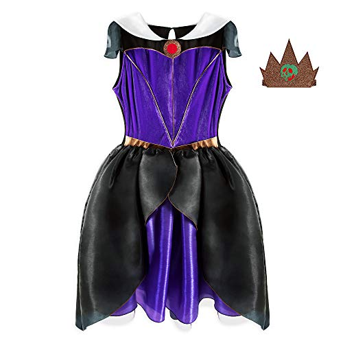 Disney Evil Queen Costume with Tutu for Women  Snow White and The Seven Dwarfs, Size M
