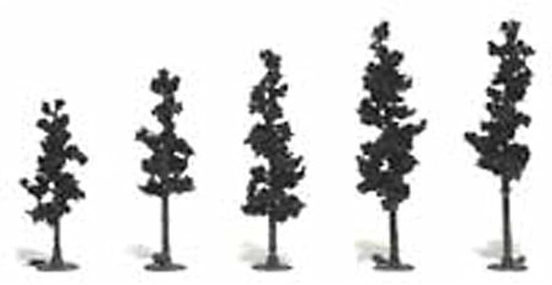 Pine Tree Kits 2 1 2  4 Woodland Scenics