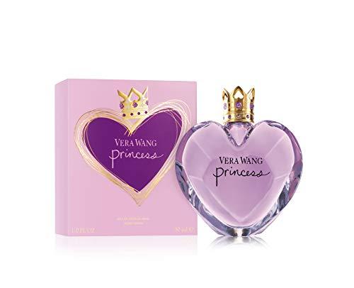 Vera Wang Princess Eau de Toilette – Orientalisch-florales Damen Parfüm – Für einen märchenhaften Duft – 1er Pack (1 x 30 ml)