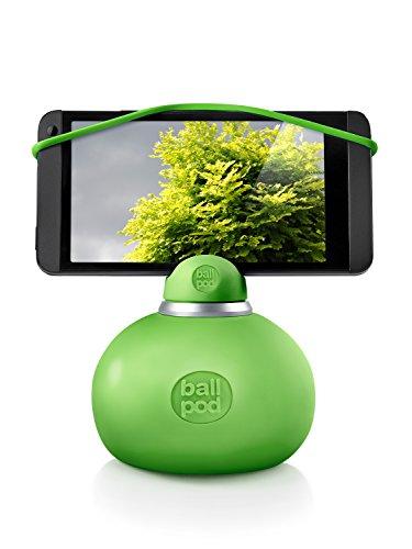 Ballpod Stativ mit SmartFix Set grün