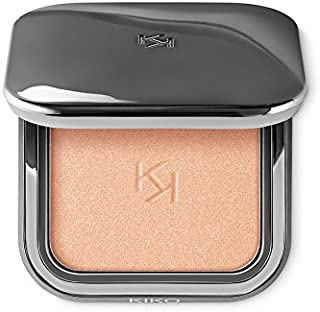 KIKO MILANO - Glow Fusion Powder Highlighter - 02 Buildable effect powder highlighter
