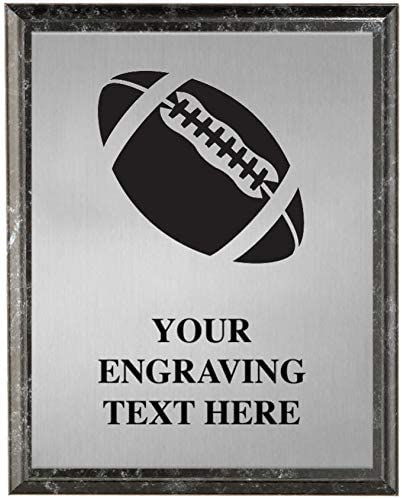 Crown Sales results No. 1 Awards Football Plaques Trophy Personalized Free shipping on posting reviews Plaq