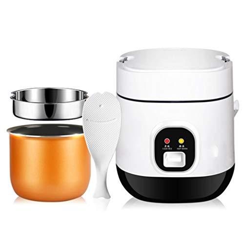 1.2L de mini cocina de arroz, multifuncional y cocinar al vapor olla...