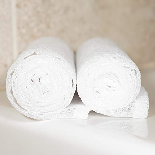 Exfoliating Bath Towel by Mayberry Health and Home
