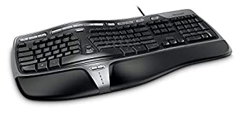 Microsoft Natural Ergonomic Keyboard 4000 for Business - Wired  Business