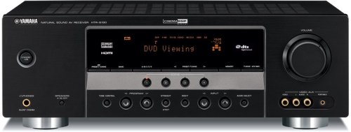 yamaha home audio receivers Yamaha HTR 6130BL 500 Watt 5.1 Channel Home Theater Receiver (Discontinued by Manufacturer)