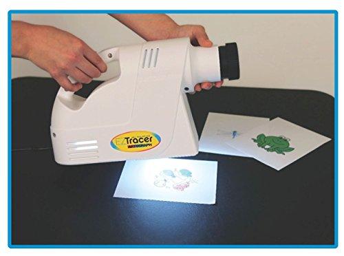 Artograph EZ Tracer Opaque Art Projector-No Bulb (Not Digital) in White
