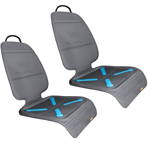 Brica Elite Seat Guardian Car Seat Protector, 2 Count