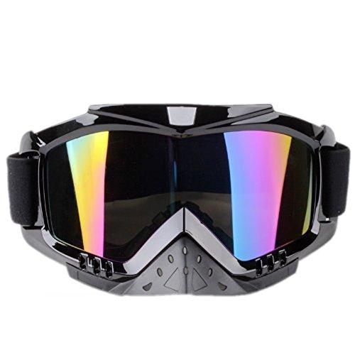 Occhiali di sicurezza da moto per adulto